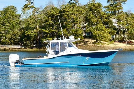 2015 Custom Carolina OBX 36 open