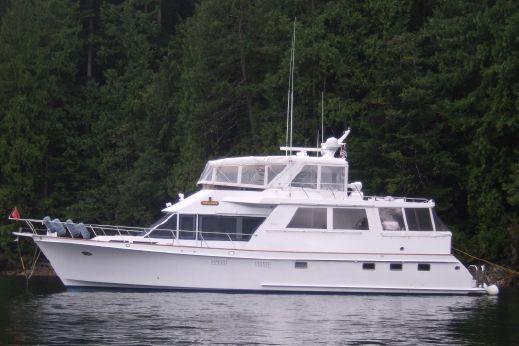1985 Ocean Alexander Motoryacht