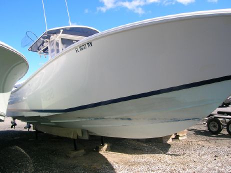 2005 Yellowfin 34