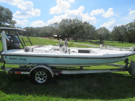 2001 Action Craft 1720 Flyfisher SE
