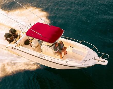 2001 Boston Whaler 26 Outrage