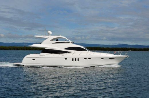 2009 Dyna 65 Motor Yacht