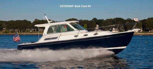2015 Back Cove 34