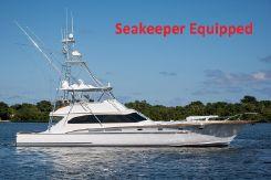 2017 Rybovich Custom Sportfish w/ Seakeeper