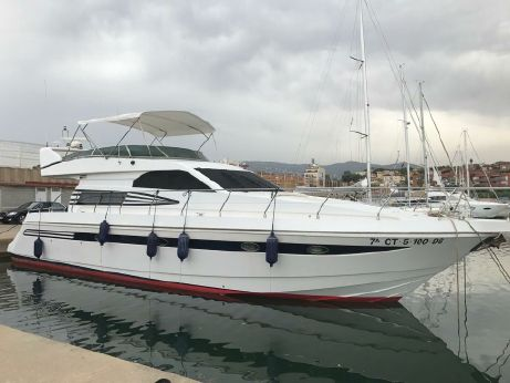 1996 Astondoa 58