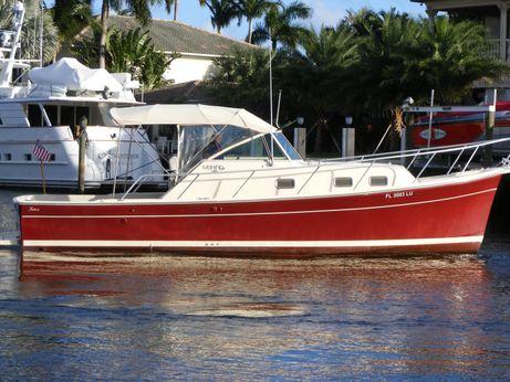 2001 Mainship 30 trawler