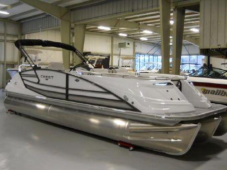 2012 Crest 250 Savannah