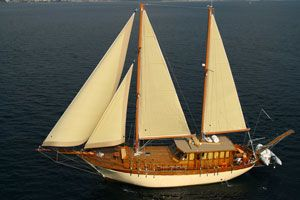 2006 Greek Motor Sailer 66'