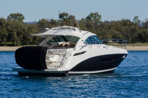 2013 Sea Ray 410 Sundancer