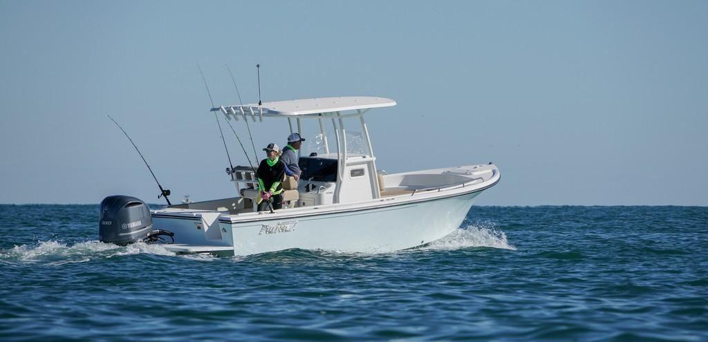 2019 Parker 2300 Cc Power Boat For Sale Www Yachtworld Com