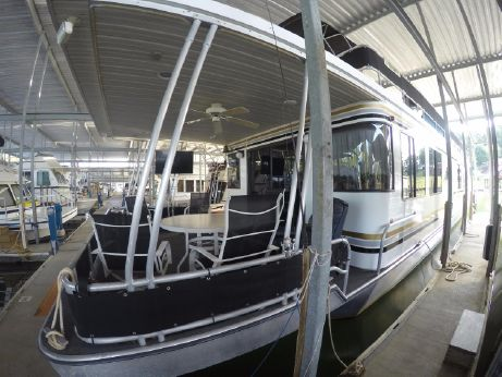 2000 Lakeview 15 x 62WB Houseboat