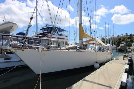 2006 Dalzell Auxiliary Sloop