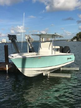 2002 Seacraft 26 open