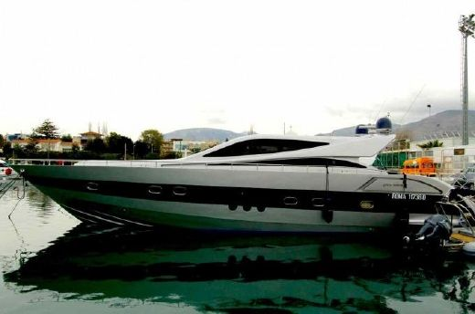2007 Alfamarine 72 S/1404.6