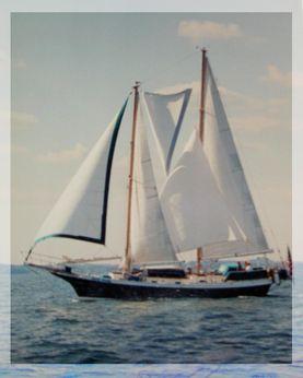 1985 Sutton Schooner Marconi Rig