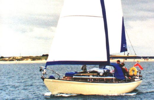 1969 Holman JW and A Upham built 28 ft Twister