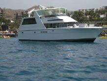 1995 Hatteras 52  Motor Yacht