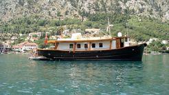 1938 Classic Motor Yacht 19m