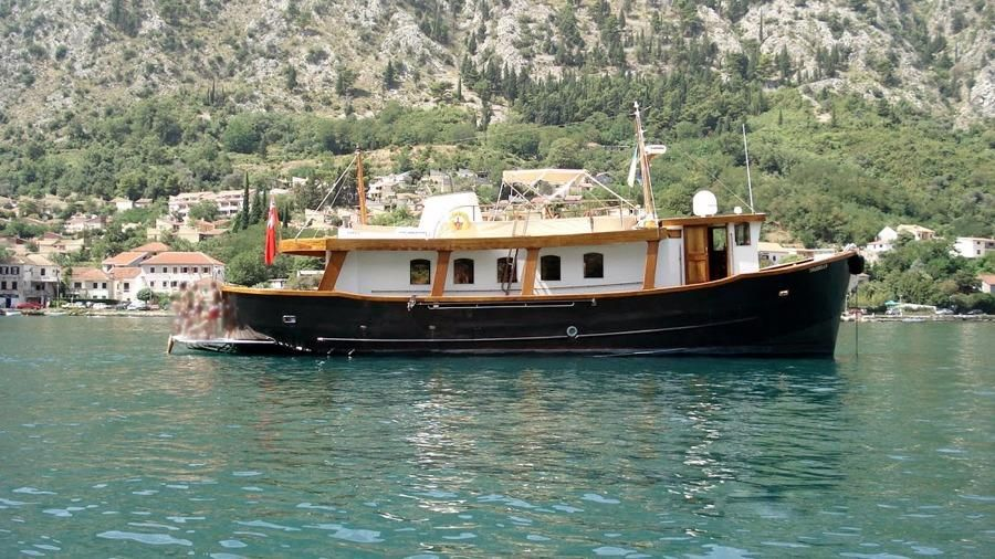 1938 classic motor yacht 19m power new and used boats for sale for Vintage motor yachts for sale