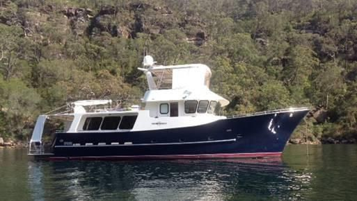 2007 High Seas 64 Explorer
