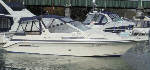 1988 Draco 2700 Sterling Executive
