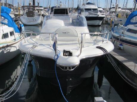 2008 White Shark 248