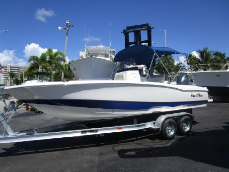 2016 Nautic Star 231 Angler