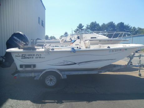 2013 Carolina Skiff 178 DLV