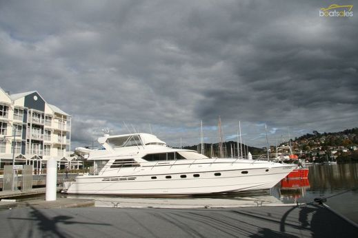 1996 Princess 66 Motor Yacht