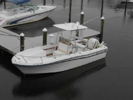 1987 Grady-White 249 Fisherman