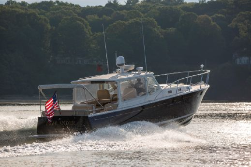2015 Mjm 40z Downeast