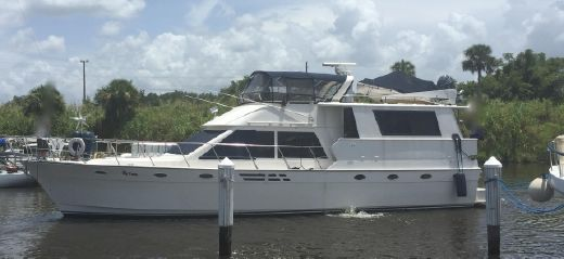 1990 Tiger Marine Enclosed Sundeck