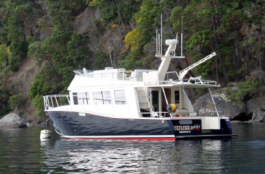 2005 Coastal Craft 400 Cruiser