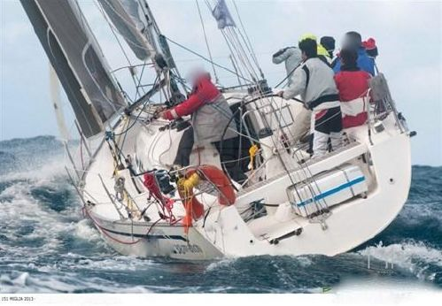 2004 Bavaria 38 Match