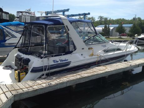 1989 Thundercraft 350 Express