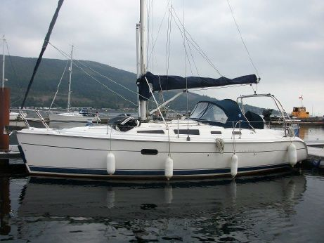 2003 Hunter Legend 36