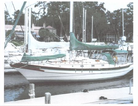 1987 Cabo Rico 38 Cutter