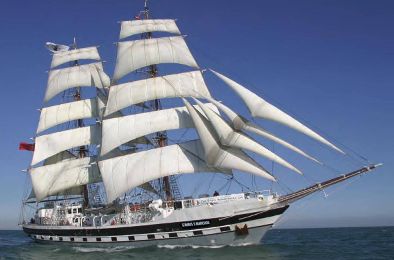 2000 60m Tall Ship Custom Sail Boat For Sale