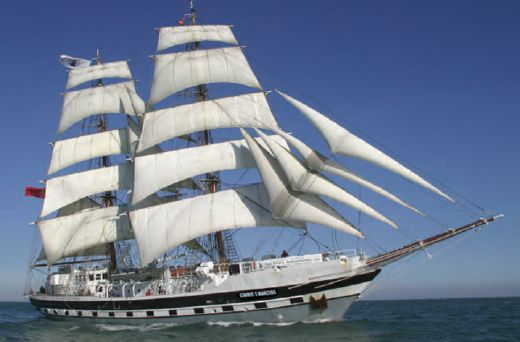 2000 60m Tall Ship Custom