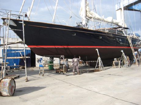 1986 Belliure Ketch 85
