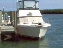 1983 Trojan Flybridge Sportfish