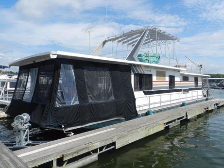 1988 Sumerset Houseboat 14' x 60'