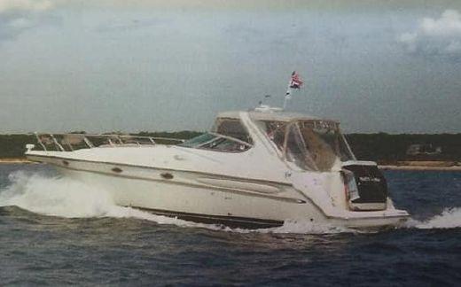 1998 Maxum 3700 SCR