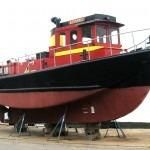 1956 Tug Boat Yacht - Commercial Tugboat - 2015 Survey Available