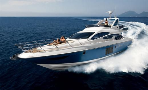 azimut flybridge 64 fiberglass pictures for sale | Waa2