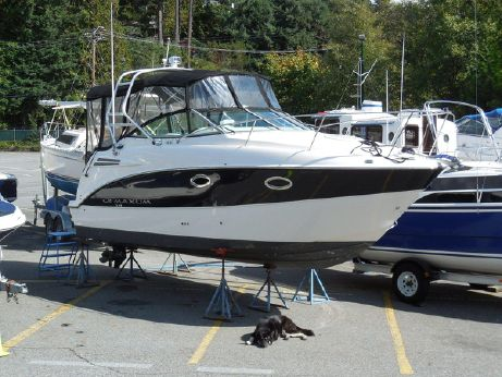 2008 Maxum 2500 SE