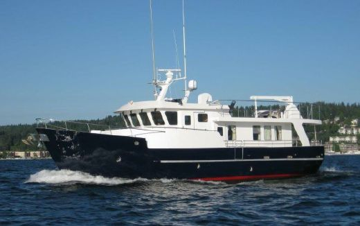 1999 Cape Horn Long Range Trawler