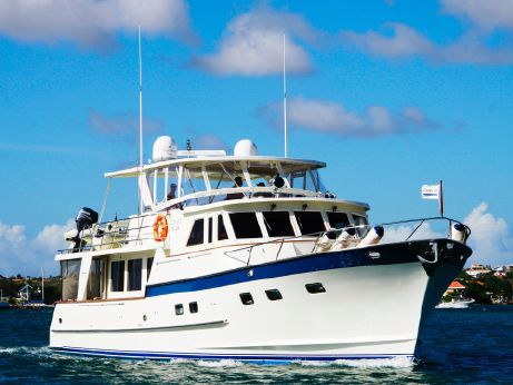 2002 Grand Alaskan 64 Pilothouse