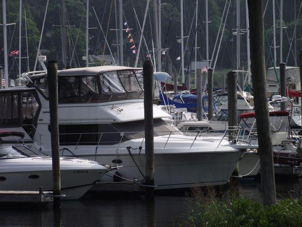 36ft Carver 36 Motor Yacht