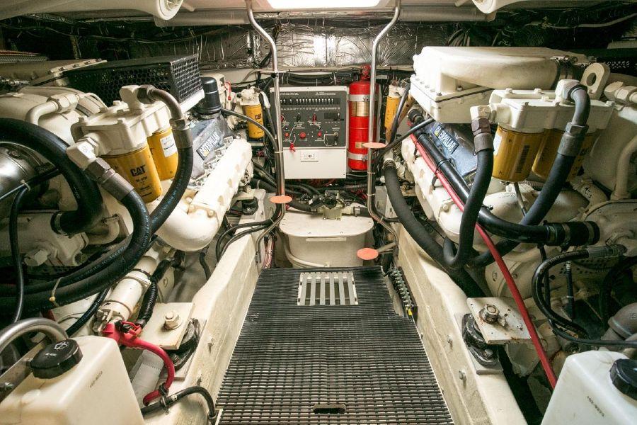Tiara 4100 Open sportfishing yacht for sale